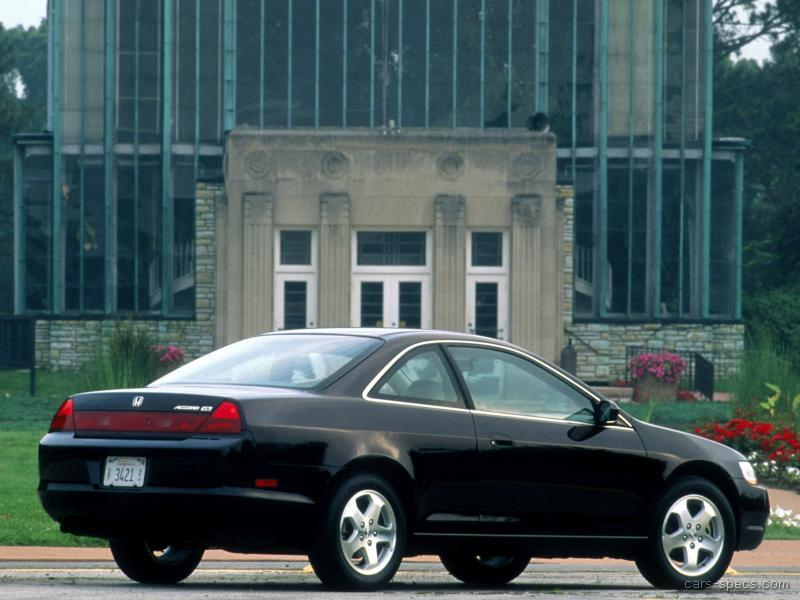 1999 honda accord coupe owners manual
