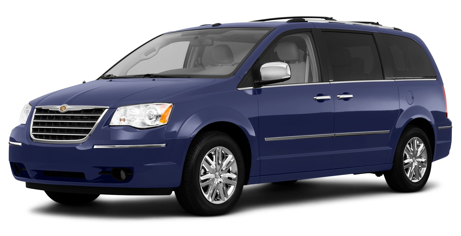 2010 chrysler town and country limited owners manual