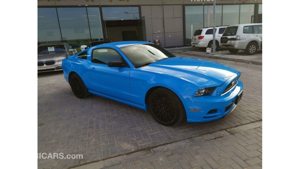 2014 ford mustang v6 owners manual
