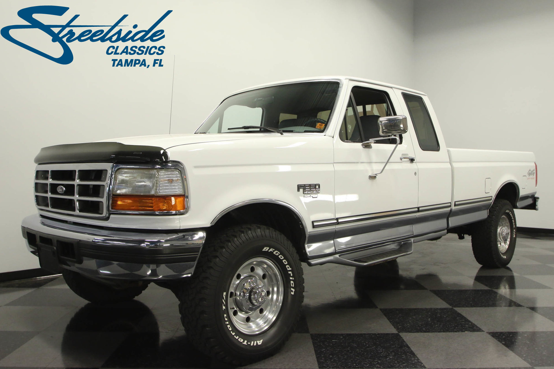 1997 ford f250 hd owners manual