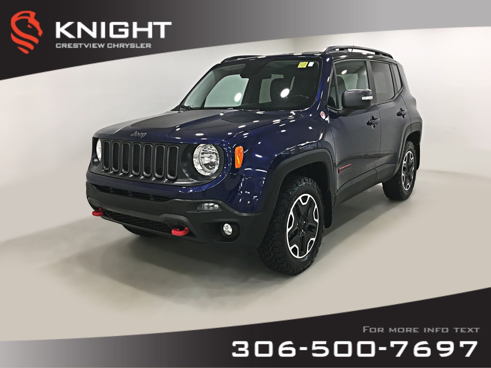 2016 jeep renegade trailhawk owners manual