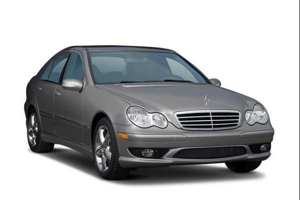 2007 mercedes benz c230 owners manual