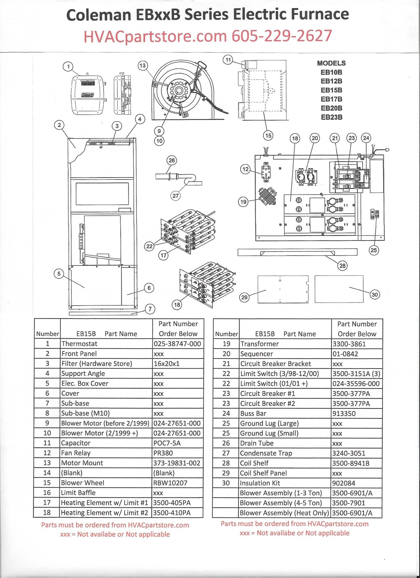 coleman evcon furnace owners manual