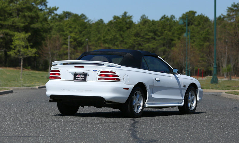 1995 ford mustang owners manual