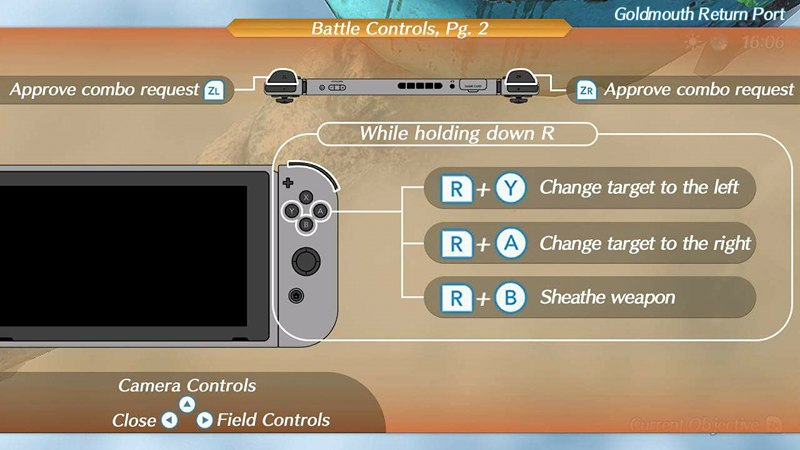 how to get technical manual xenoblade 2