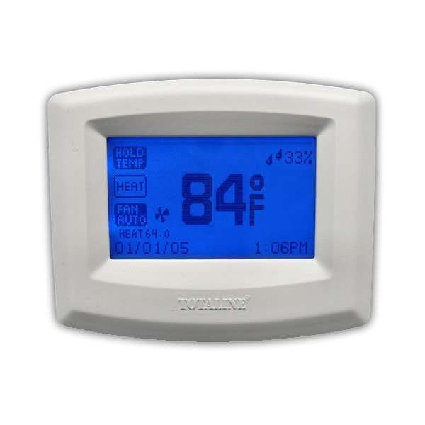 reliable controls thermostat user manual